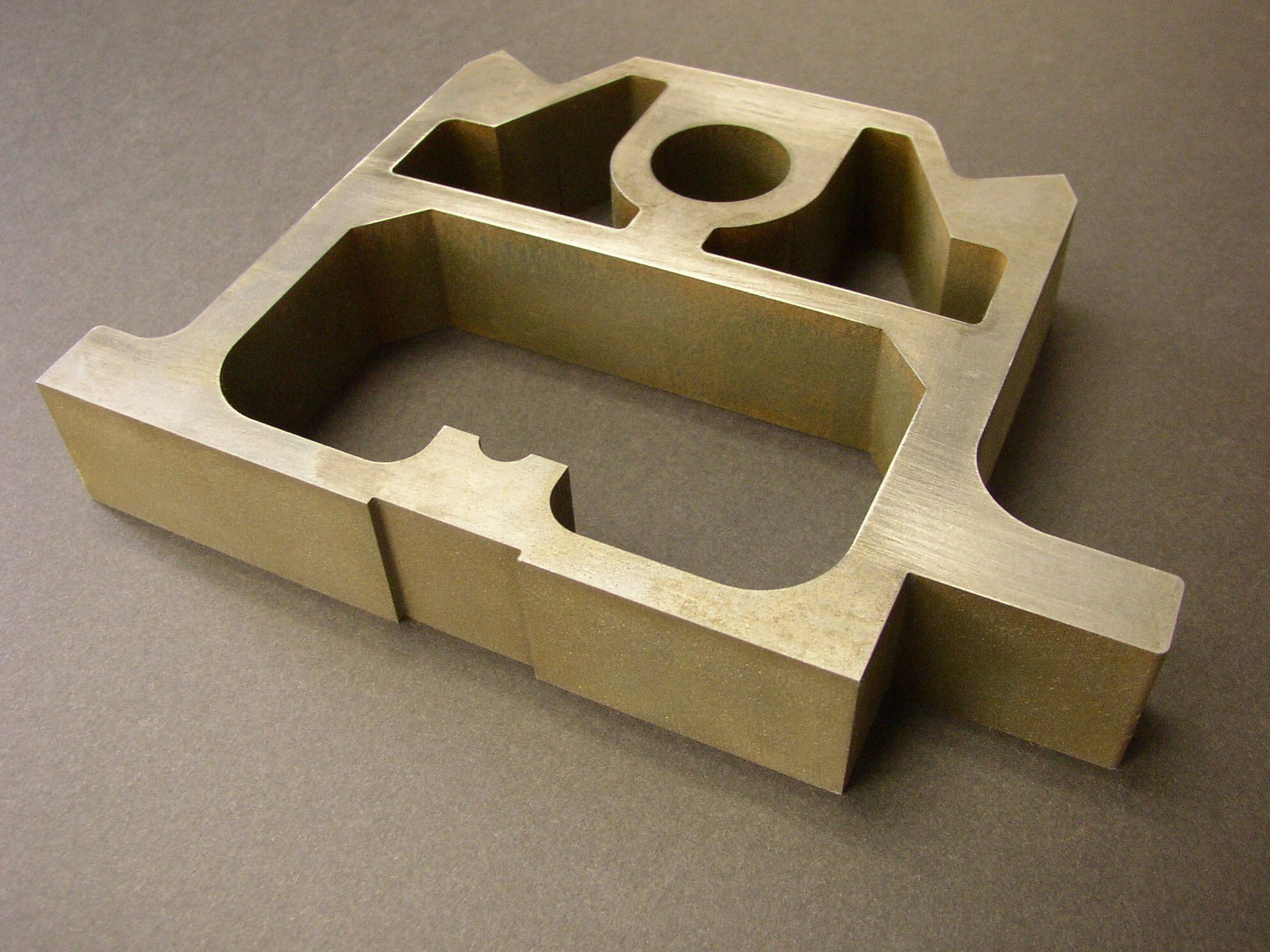 Waterjet Cutting Sample